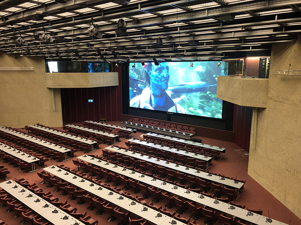 International Congress Centre of Geneva – CICG, Switzerland