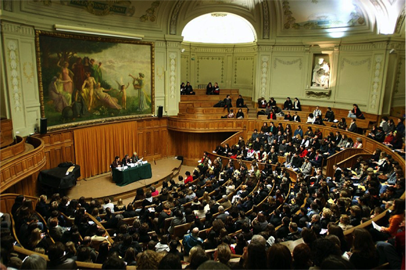 Université de La Sorbonne, Paris, France