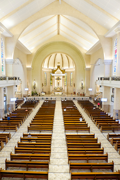 Our Lady of Mount Carmel Church, Quezon City, Philippines