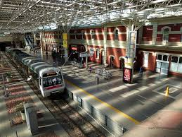 Perth railway station, Western Australia